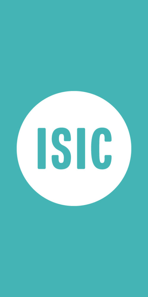 ISIC website retouch